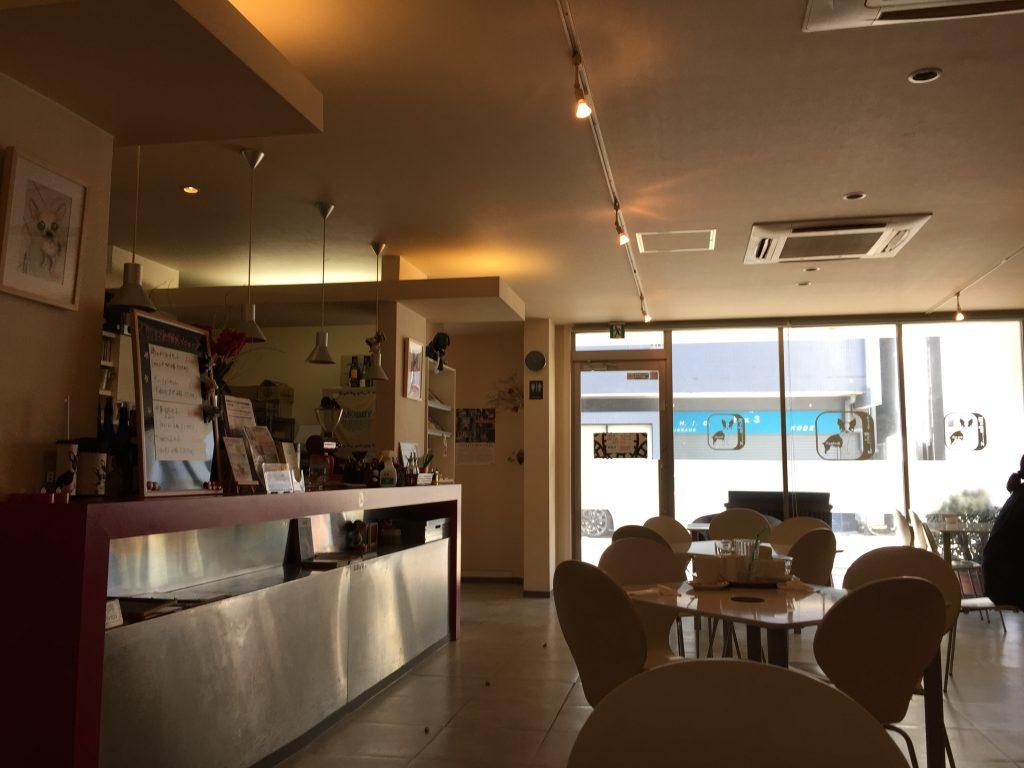 IMG 1078 1024x768 - チワワ君と須磨・板宿のドッグカフェ【リラックス】に行ってきました!