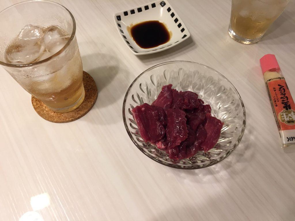 IMG 7162 1024x768 - 本場熊本の馬刺しを食べてみました!※馬肉パラパラミンチの【熊本馬刺しドットコム】で購入